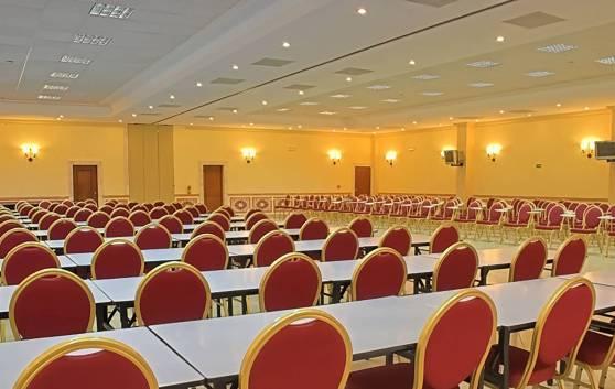 Meliá Las Dunas - Hotel de Eventos e Incentivos - Salón Santa Clara