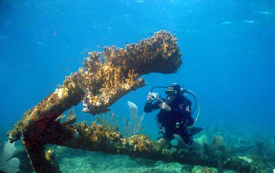 Meliá Península Varadero - Buceo en Cuba