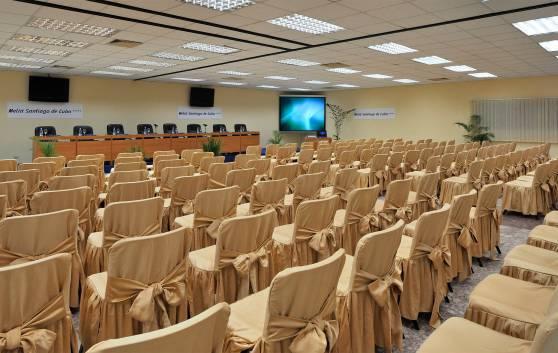 Meliá Santiago de Cuba - Hotel de Eventos e Incentivos - Salón Sierra Maestra