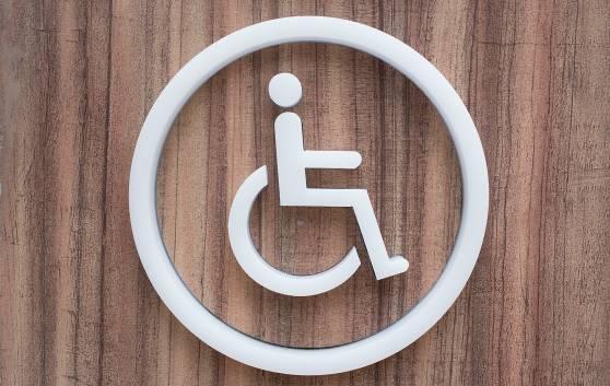 Erleichterungen für Behinderte