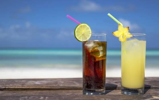 Paradisus Los Cayos - Beach Bar