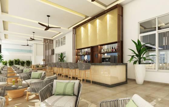 """Paradisus Los Cayos - Lobby Bar """"La Notte"""""""