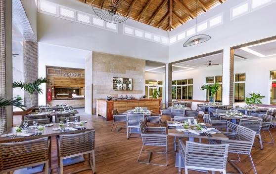 """Paradisus Los Cayos - Sun Grill """"Market Grill"""""""