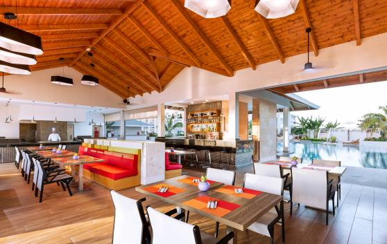 Paradisus Los Cayos - Sunset Grill