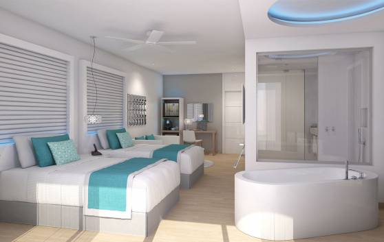 Paradisus Los Cayos - THE RESERVE JUNIOR SUITE