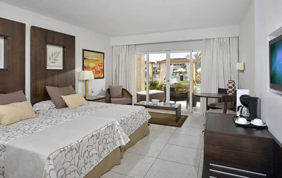 Paradisus Princesa del Mar - JUNIOR SUITE GARDEN SWIM-UP POOL SERVICIO REAL