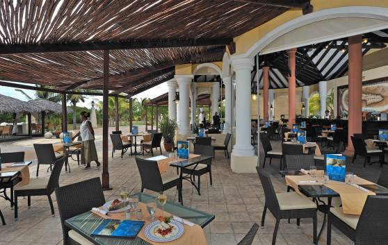 Paradisus Princesa del Mar - Port Royal Beach Grill