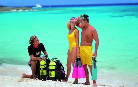 Paradisus Río de Oro Resort & Spa - Buceo en Cuba