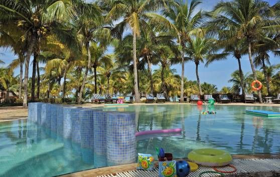 Swimmingpool Pool: Bereich für Kinder