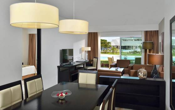 The Reserve at Paradisus Varadero - THE RESERVE ONE BEDROOM MASTER SUITE