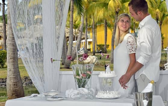 Royal Service at Paradisus los Cayos - Bodas y Lunas de Miel