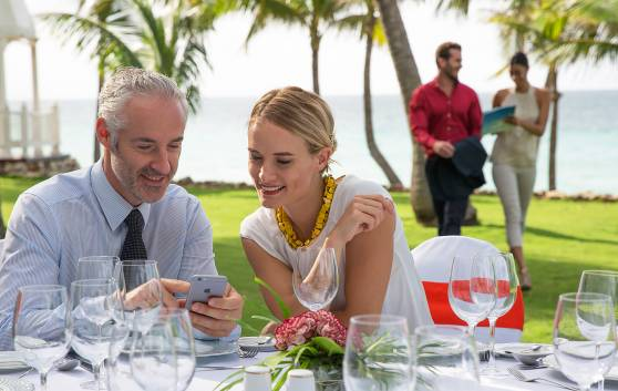 Royal Service at Paradisus los Cayos - Meetings & Events