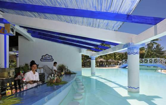 Sol Cayo Largo - Aqua bar Sol Azul