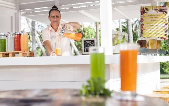 Sol Palmeras - Health Bar