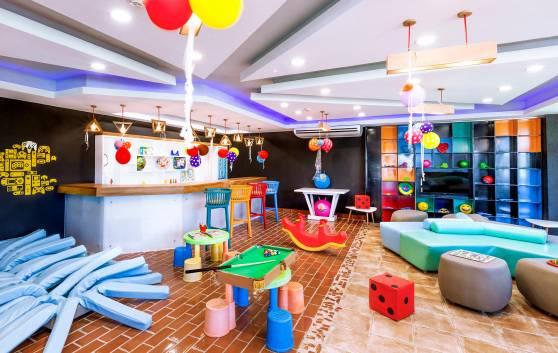 Tryp Cayo Coco - Familia  - - Kids Club