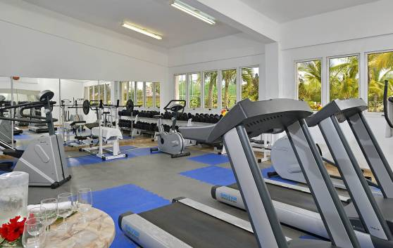 Health and Beauty: Gym