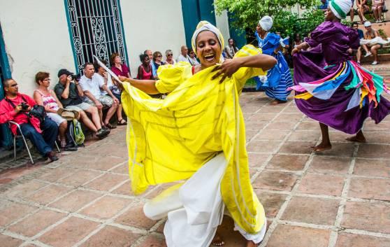 Santiago de Cuba The famous Santiago festivities