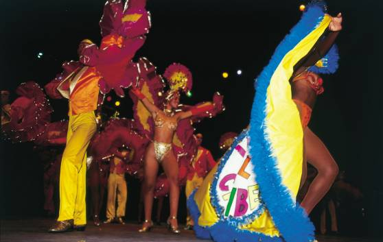 Santiago de Cuba Tropicana, eine Legende aus Havanna mit Santiago-Flair