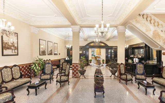 Colón Hotel - Colón Hotel - Lobby - Allgemeines