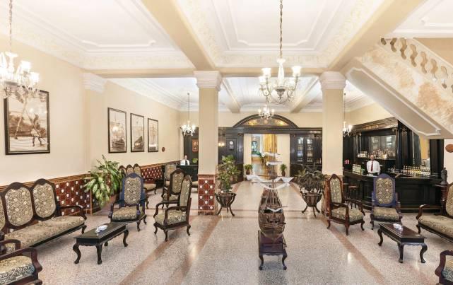 Colón Hotel - Lobby - Generals