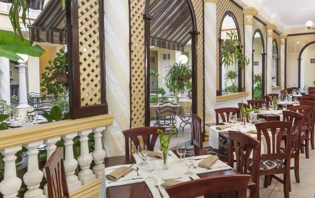 Colón Hotel - Restaurante Santa Maria - Рестораны