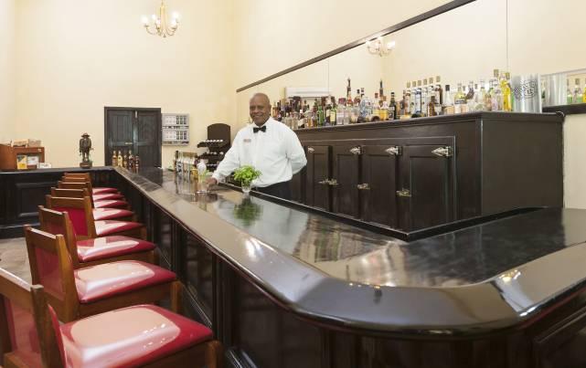 Gran Hotel - Lobby bar Camaguey - Bares
