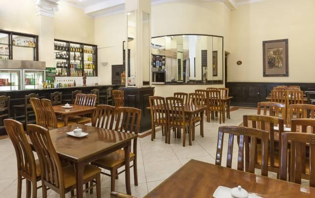 Gran Hotel - Cafetería Las Arecas - Кафетерии