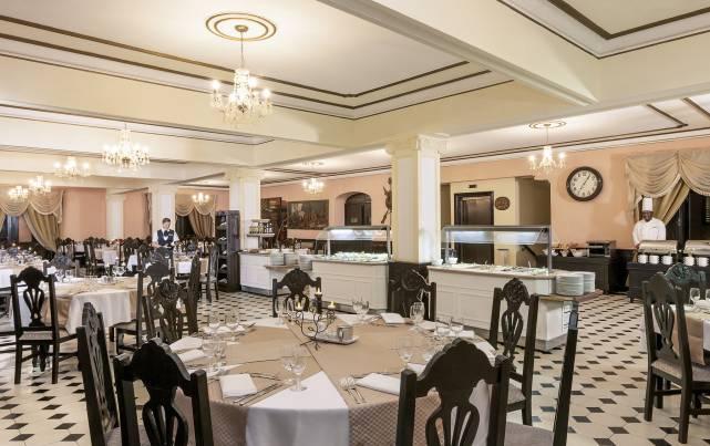 Gran Hotel - Restaurante Salón Caribe - Restaurantes