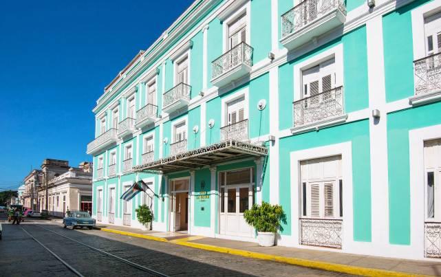 La Unión - La Unión - Vista hotel - Allgemeines