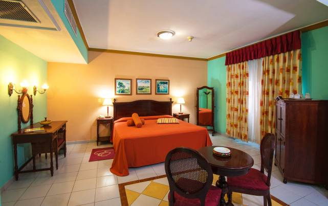 La Unión - JUNIOR SUITE - Rooms