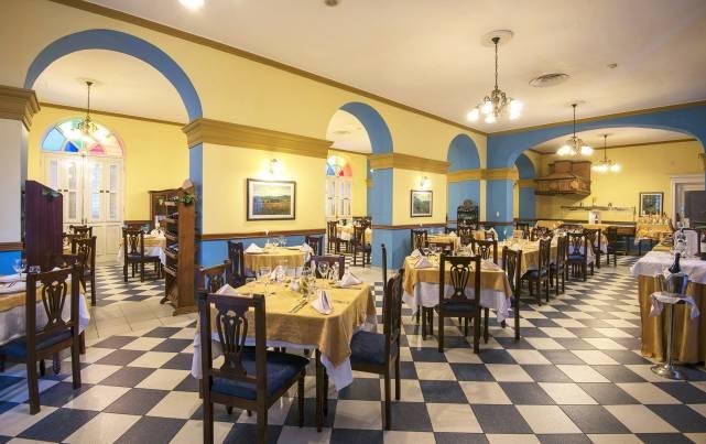 La Unión - Restaurante 1869 - Restaurants