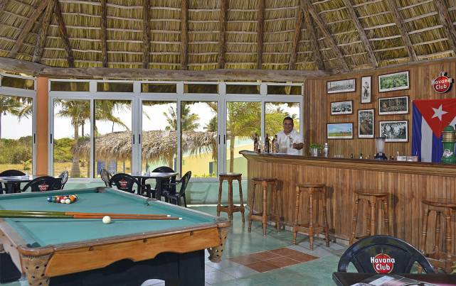 Meliá Cayo Guillermo - Sports Bar - Bars