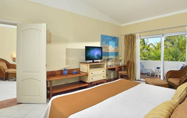 Meliá Cayo Guillermo - JUNIOR SUITE - Номера