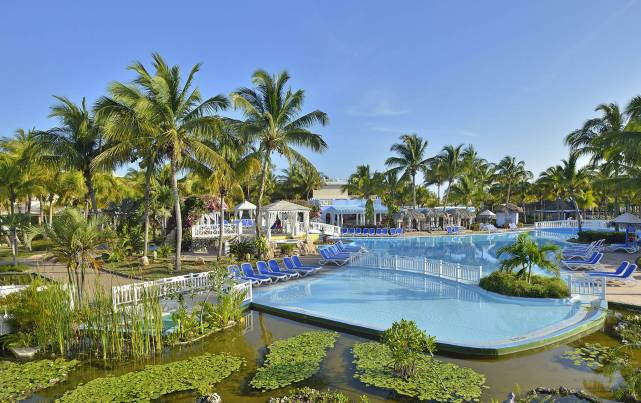 Hotel Meliá Cayo Guillermo - Swimming pool, children's area - Pools