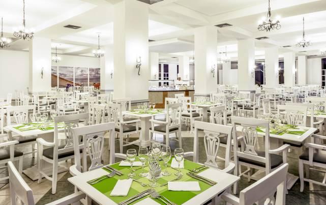 Meliá Cayo Guillermo - Restaurante Buffet Las Palmeras - Restaurantes