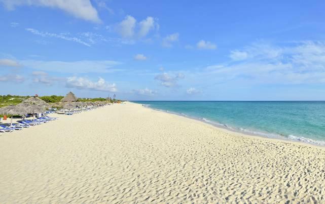 Meliá Cayo Santa María - Playa Santa María - Stranden