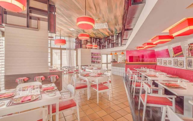 Meliá Cohiba - Restaurante La Piazza - Рестораны