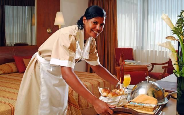Meliá Cohiba - Servicio de habitaciones - Servicios