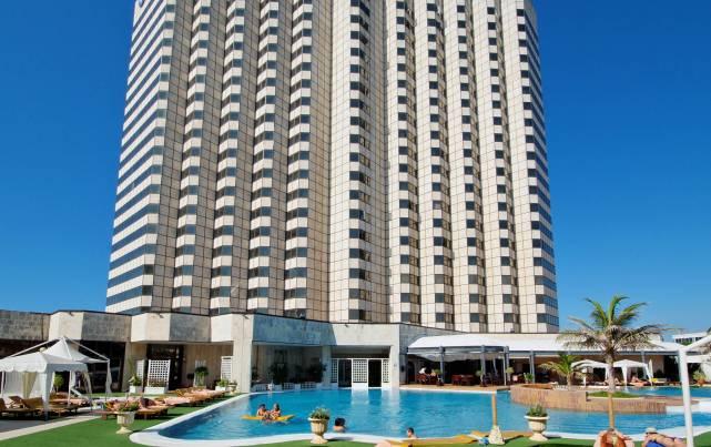Meliá Cohiba - View hotel - Generals