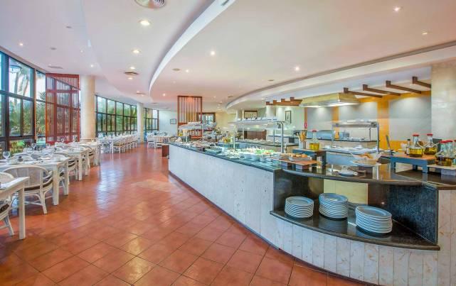 Meliá Habana - Restaurante Miramar - Restaurantes