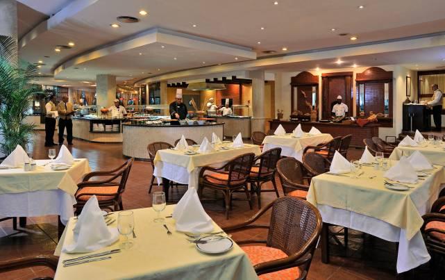 Hotel Meliá Habana - Restaurante Miramar - Restaurantes