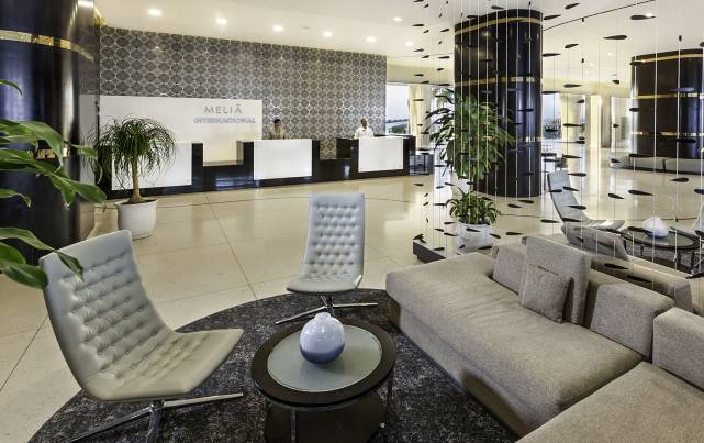 Meliá Internacional Varadero - Reception lobby - Generals