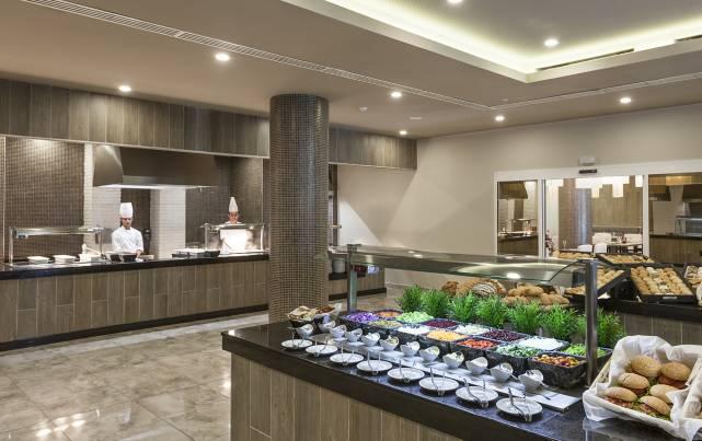 Meliá Internacional Varadero - Restaurante MERKADO - Restaurantes