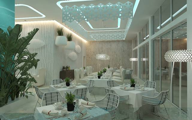 Meliá Internacional Varadero - Restaurantes MOSAICO - Restaurants