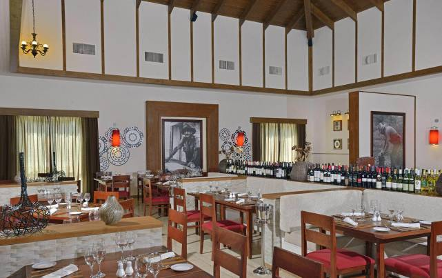 Meliá Jardines del Rey - Restaurantes Fuego - Restaurants
