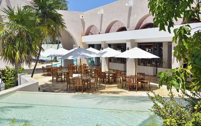 Meliá Las Américas - Restaurante La Robleza BBQ - Restaurantes