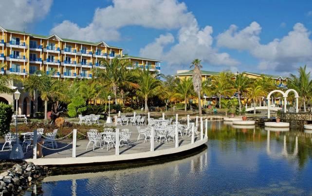 Meliá Las Antillas - Vista hotel - Generales