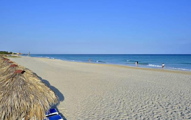 Meliá Las Antillas - Playa Varadero - Stranden