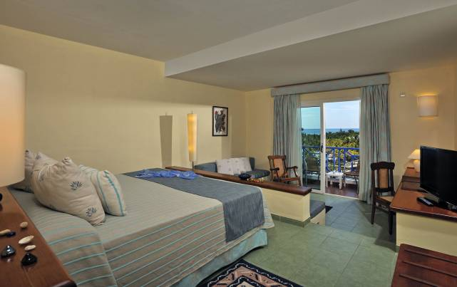 Meliá Las Antillas - JUNIOR SUITE VISTA MAR - Номера