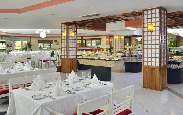 Meliá Las Antillas - Restaurante Los Tainos - Restaurantes